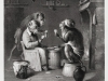 Monkeys-Playing-Cribbage-Published-About-1840