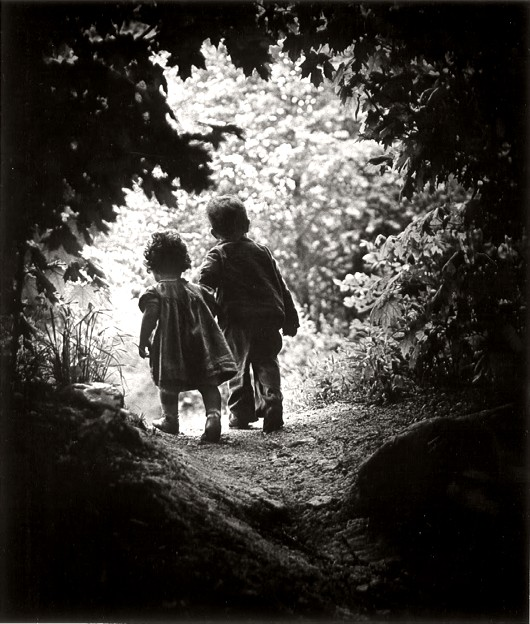 A Walk to Paradise Garden by W. Eugene Smith, 1946