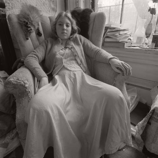 Francesca in Studio Doug Prince, 1976-1979