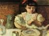 Bonnard - Child and Cats