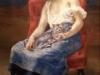 Renoir - Girl Asleep with Cat 1880