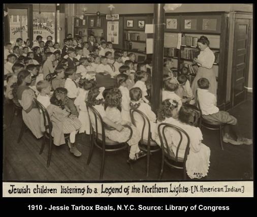 Jewish School Children