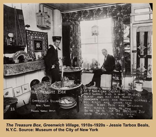 Treasure Box Interior