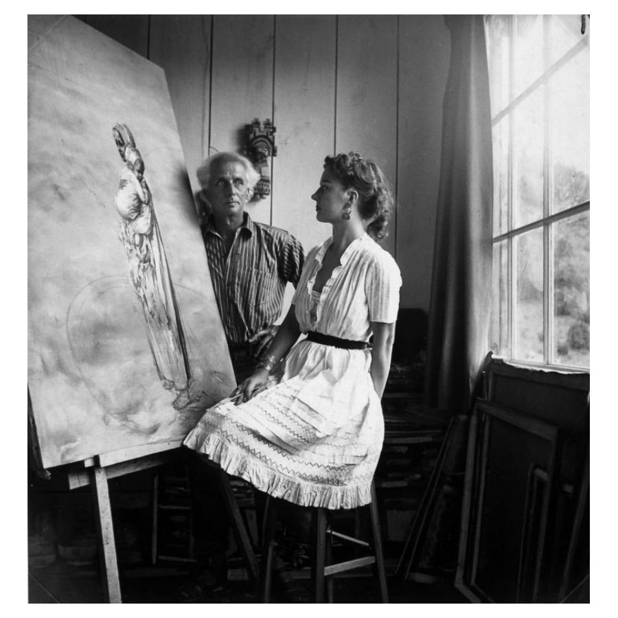 Max-Ernst-and-Dorothea-Tanning-by-Lee-Miller