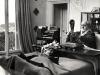 Matisse and Black Cat
