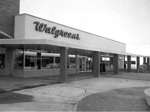 New Walgreens, December 3, 1956, Eric Bronsky