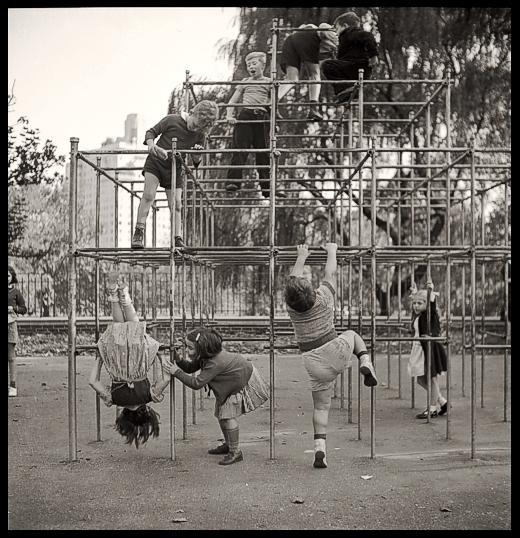 CentralParkPlayground1942
