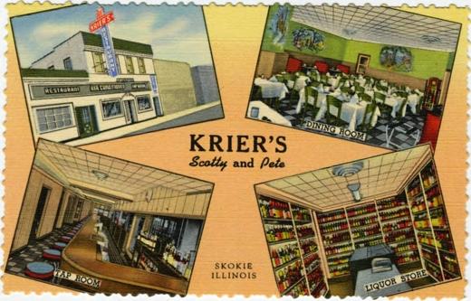 Krier's Postcard