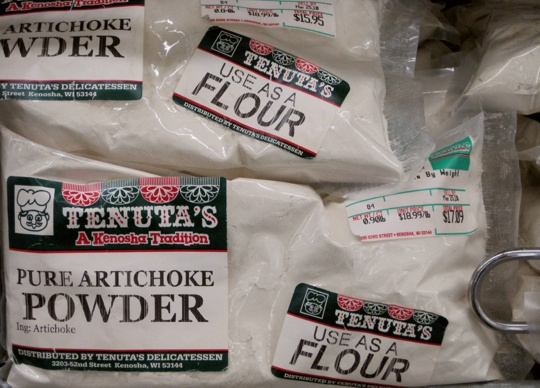 Artichoke Flour