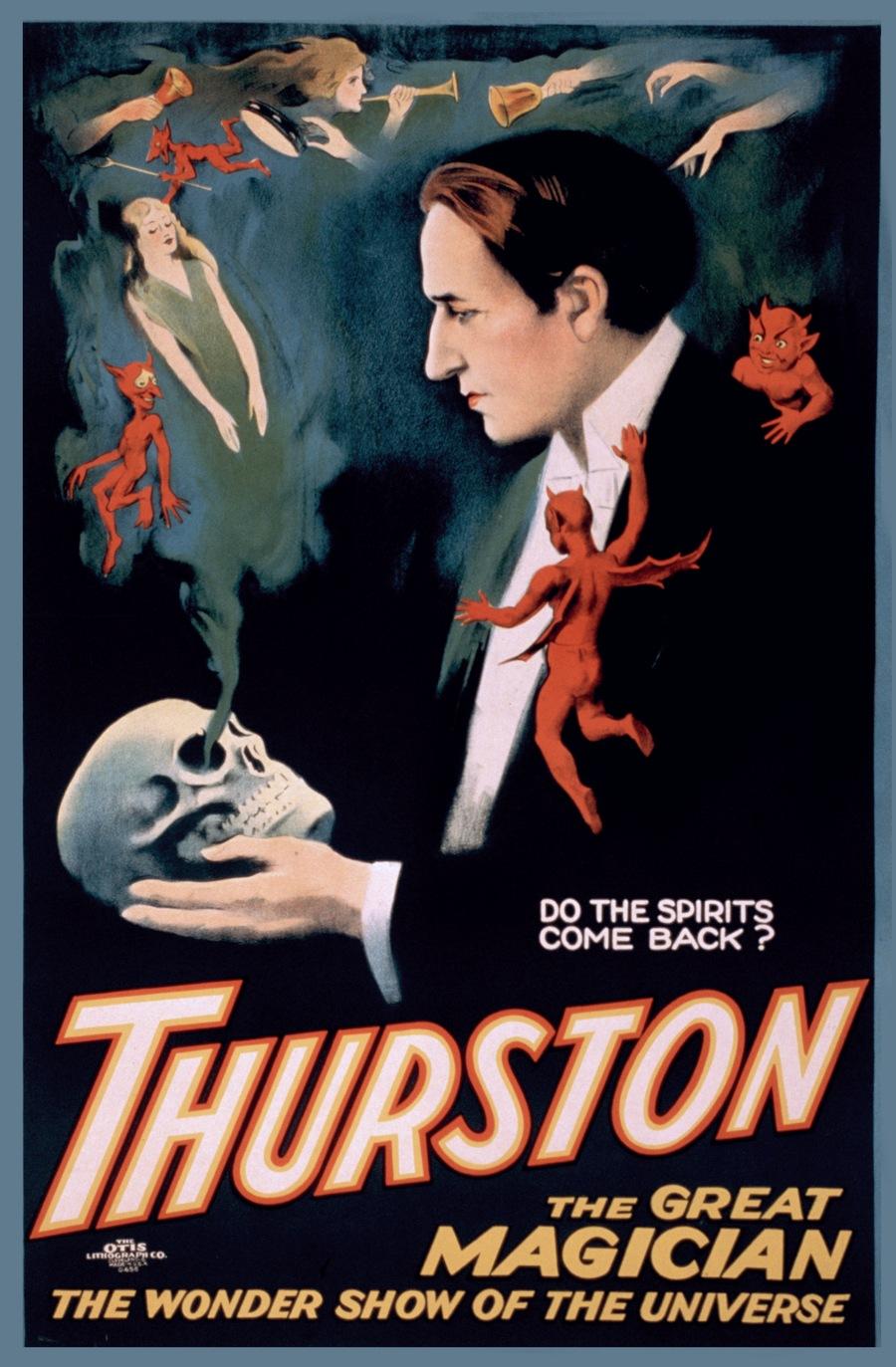 Thurston-1914-Litho-Poster