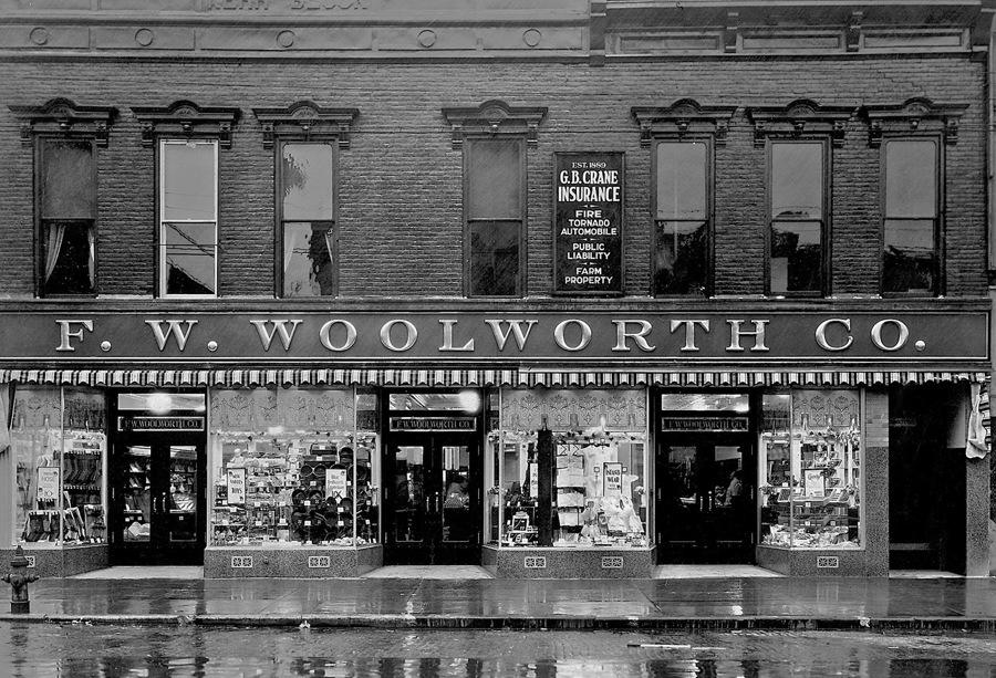 Findlay-Ohio-Woolworth