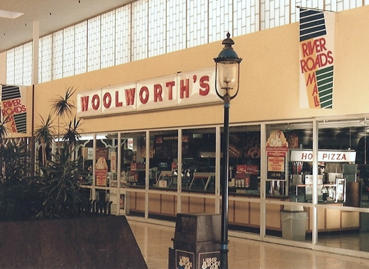 Woolworth's River Roads Mall
