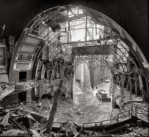 Richard Nickel: Demolished Garrick Theater