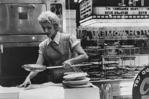 Lee Balterman Baking Pies 1955