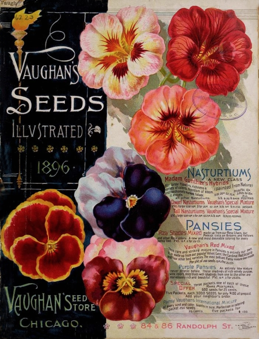Vaughan Catalog Cover 1