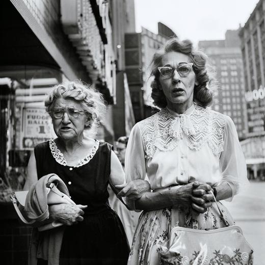 Vivian Maier 1961 Chicago